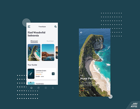 TraveStyle App